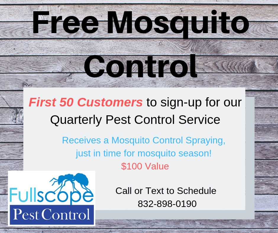 Free Mosquito Barrier Spray