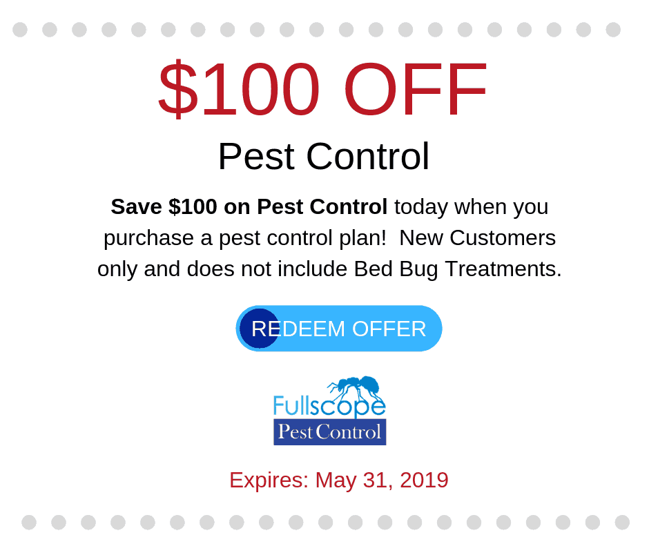 FullScope Pest Coupon