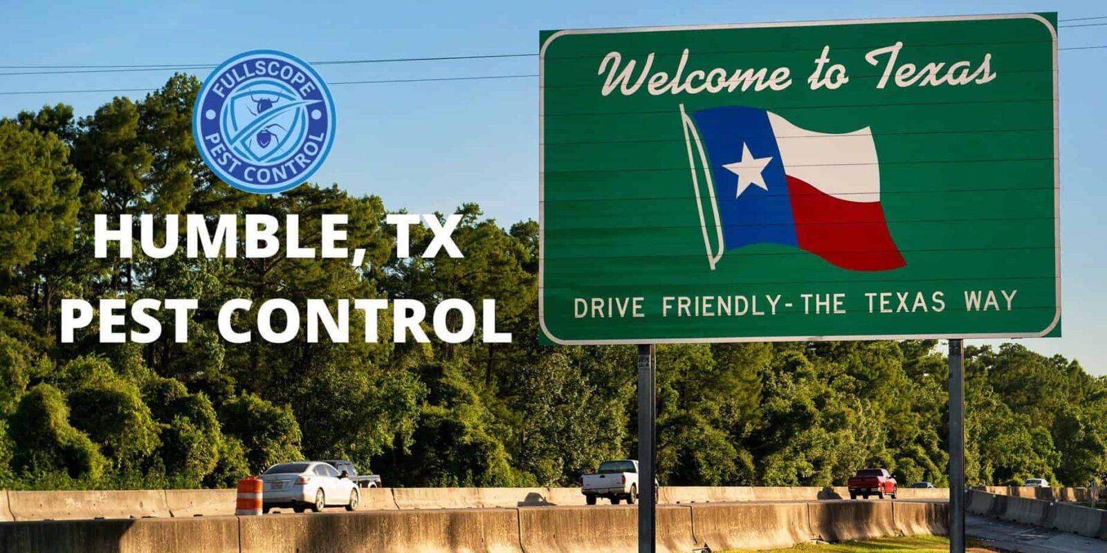 Humble Texas Pest Control FullScope