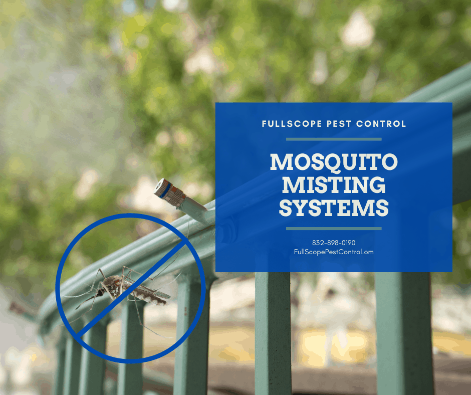Mosquito Misting Systems by MistAway